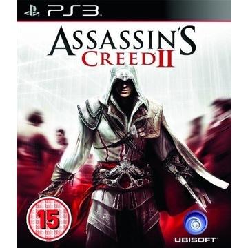 Assasin's Creed 2    Gra PS3 Playstation 3