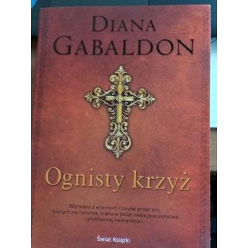 Diana Gabaldon Ognisty Krzyż