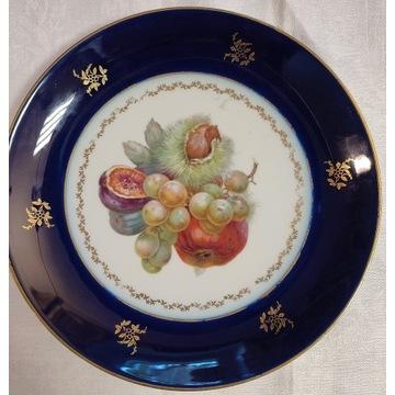 Rosenthal  5 Talerzyków do owoców kobalt 1929-1930