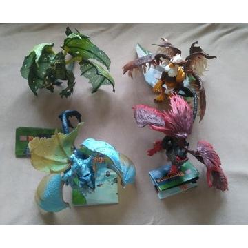 Dragons - figurki