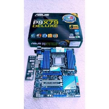 Zestaw, P9X79 DELUXE, i7-3930K, 32GB RAM- Okazja!