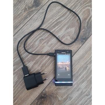 2x Sony Xperia z ładowarkami
