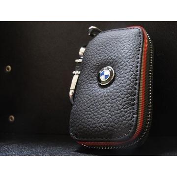 BMW etui na klucze kluczyk samochodowy skóra