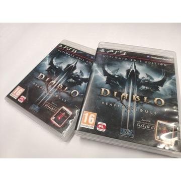 Diablo 3 Reaper od Souls Ultimate Evil Edit PL PS3