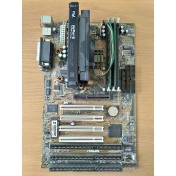 Asus P2B REV 1.02 + Pentium II 400 MHZ + RAM