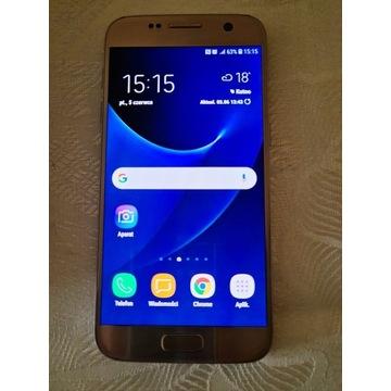 Samsung Galaxy S7 Gold Platinim