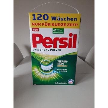 Proszek Persil 120 pran z Niemiec