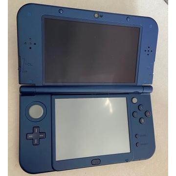 KONSOLA NINTENDO NEW 3DS XL / METALINIUM + 4 GRY