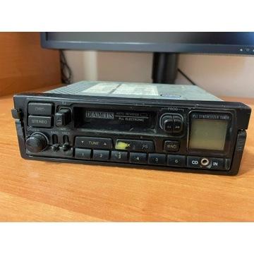 Radio samochodowe DAMIS retro lata90 kasety UNIKAT
