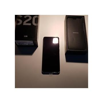 Samsung S20 Nowiutki jeszcze nie włączany