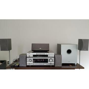 Amplituner Denon AVR 1705 kino domowe 5.1 DVD