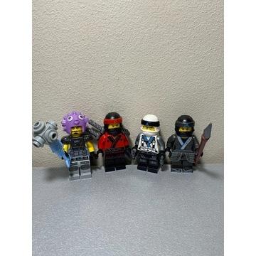 Lego Ninjago minifigurki UŻYWANE