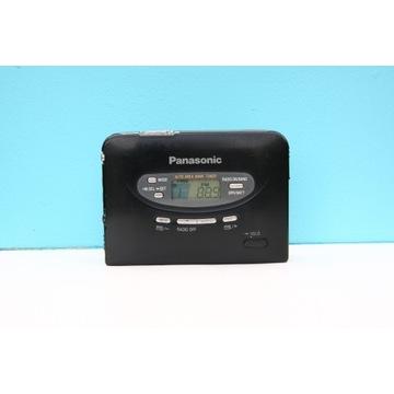 Walkman Panasonic z radiem