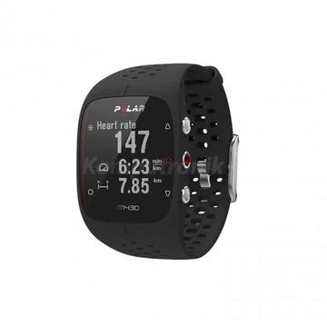 Zegarek Polar M430 czarny NOWY,zegarek do biegania