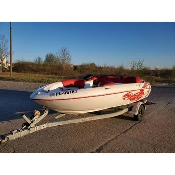 Łódka Yamaha strugowodna EXT 1200