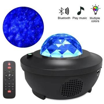 Projektor Gwiazd LED - Lampka do spania