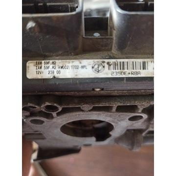 Sterownik przepustnica fiat 1.2 iaw59F.M2 immo off