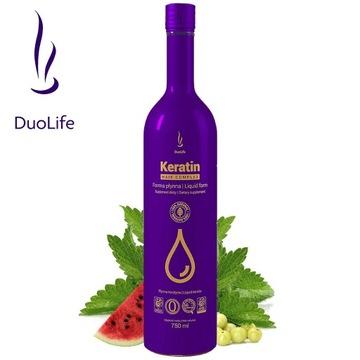 DuoLife Keratin Hair Complex zdrowe, zadbane włosy