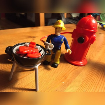 Strażak Sam Simba mini zestaw