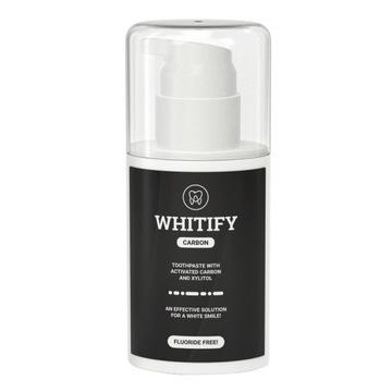 Whitify Carbon - Wybielająca Pasta do Zębów