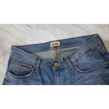Spodnie jeans Tommy Hilfiger 34/34