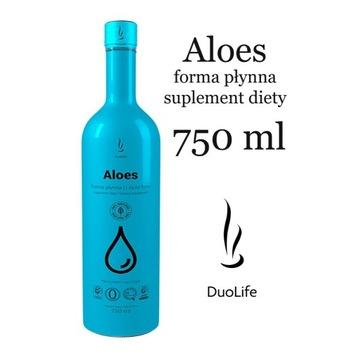 Aloes detoks odporność płynny 750 ml duolife