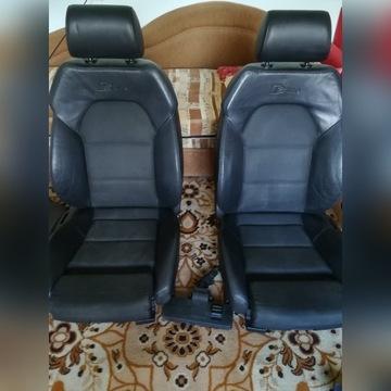 Fotele audi A4 B7 S-LINE (B6) KOMPLET