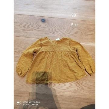 Bluzka sweterek 98