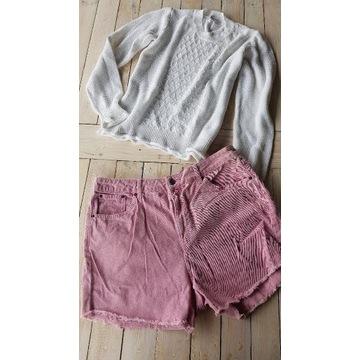Mega zestaw River Island sukienki jeansy
