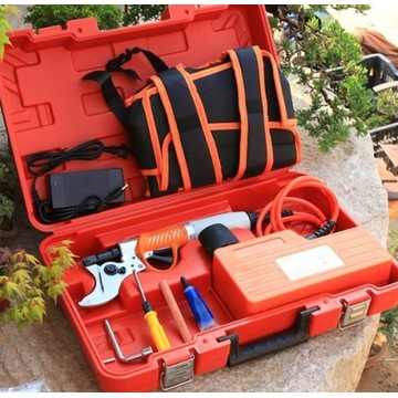 Nowy sekator elektryczny 30-45 mm do drzew olx