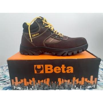 Trzewiki Bezpieczne Wodoodporne BETA 7237WR roz 43