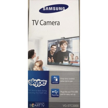 Kamera do TV  Samsung VG-STC3000  z serii D, E, F