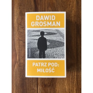 Książka / Dawid Grosman / Patrz pod miłość