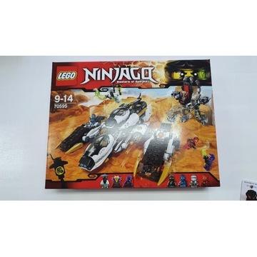 NOWY!!!  LEGO 70595 Ninjago Niewykrywalny Pojazd