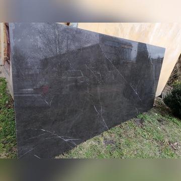 Płytka ścienna gresowa Marquina Black poler