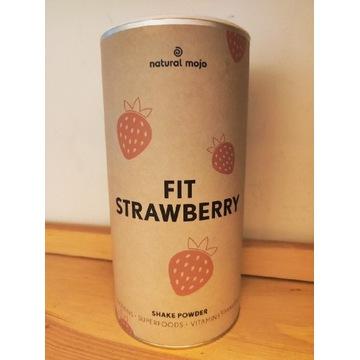 Fit Strawberry Natural Mojo koktajl truskawkowy