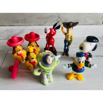 Figurki McDonald's Toy Story Buzz Astral Szeryf