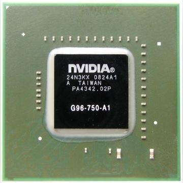 Nowy układ Chip BGA NVIDIA G96-750-A1