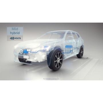 Alternator Silnik Volvo 2019 Mild Hybrid 48V