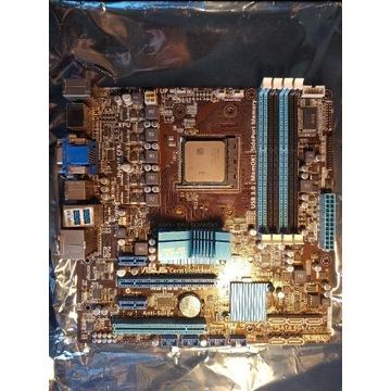 Fx 6300 plus płyta główna m5a88m-evo, radiator