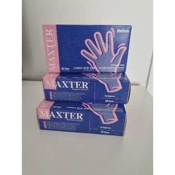 Rękawiczki nitrylowe roz.M  100szt.