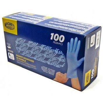 Rękawiczki nitrylowe Magneti Marelli L