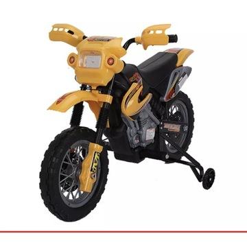 Motorek elektryczny dla malucha Prezent HIT