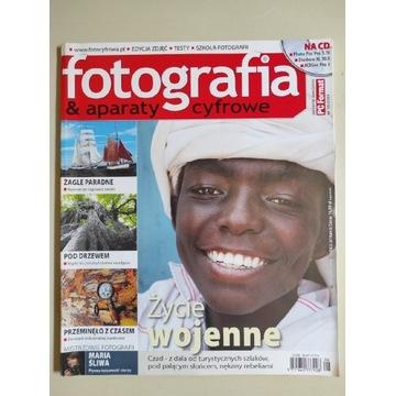 Magazyny ZOOM 2004 i Fotografia 2009