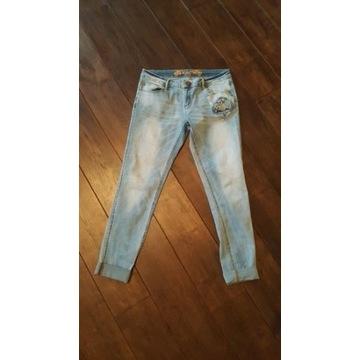 spodnie damskie (jeansy) Desigual 34