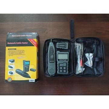 Tester NF-8209 LCD, RJ-45, PoE
