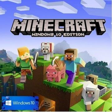 Minecraft Premium PC PL ! Windows 10 ! KLUCZ ! KOD