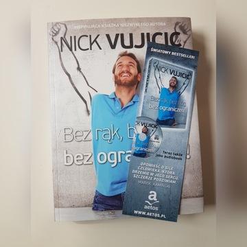 Nick Vujicic Bez rąk, bez nóg, bez ograniczeń!