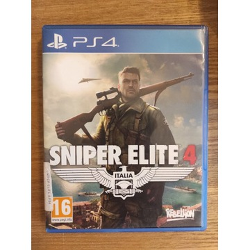 Sniper Elite v4