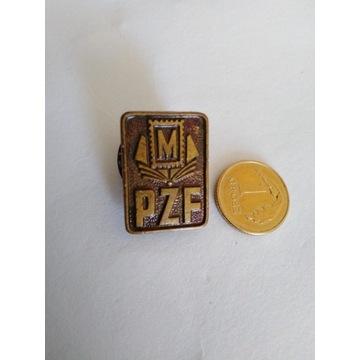 Odznaka PZF